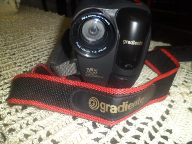 Filmadora Gradiente