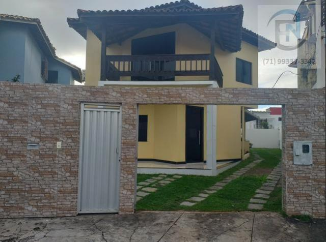 Casa para Venda em Salvador, Piatã, 5 dormitórios, 4 banheiros, 4 vagas