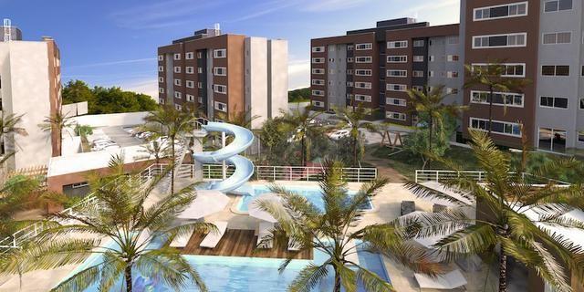 Apartamento na Zona Norte - A partir de 2/4 - A partir de 45m² - Com Elevador - Doc Grátis - Foto 6