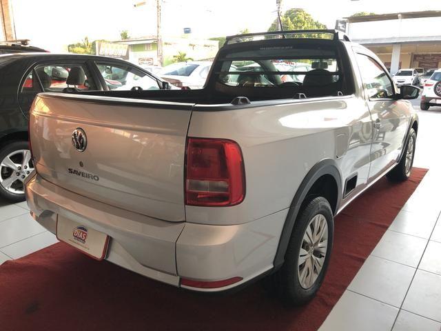 Volkswagen saveiro 2018/2019 1.6 msi trendline cs 8v flex 2p manual - Foto 8