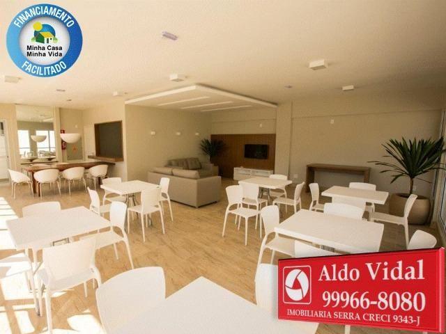 ARV 30- Apto 2Q pronto C/Varanda, piscina, Club privativo em Morada de Laranjeiras - Foto 8