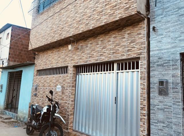 Vendo casa em linha do tiro - Foto 2