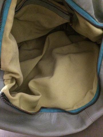 Bolsa grande de couro - Foto 6