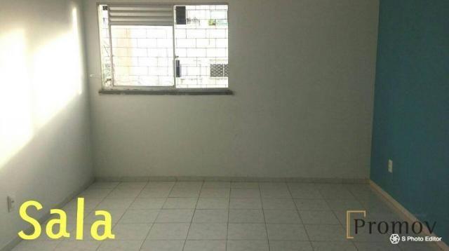 Apartamento residencial à venda, Cidade Nova, Aracaju. - Foto 4
