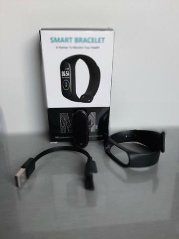 Relógio pulseira inteligente M4! Novo com Garantia