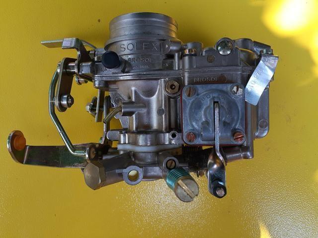 Carburador solex alcool passat/ voiage 1.5