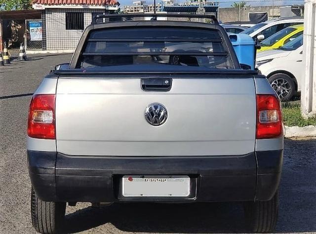 Volkswagen Saveiro Trend 1.6, 2014/2014, conservado! - Foto 6