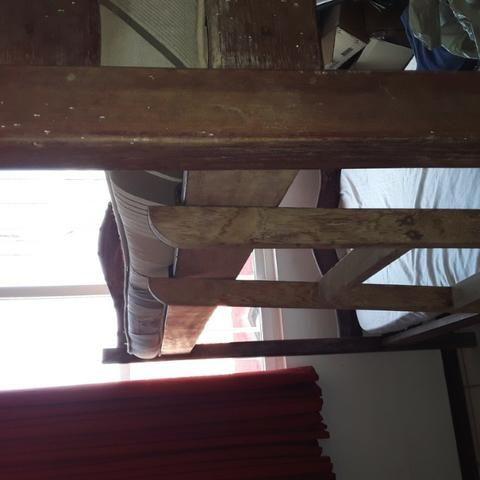 Beliche de madeira angeli pedra (maciça) - Foto 2