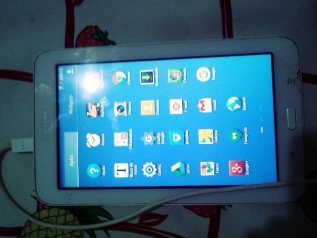 Um tablet sansumg - Foto 3