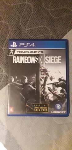 Rainbow Six Ps4