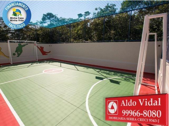 ARV 30- Apto 2Q pronto C/Varanda, piscina, Club privativo em Morada de Laranjeiras - Foto 13