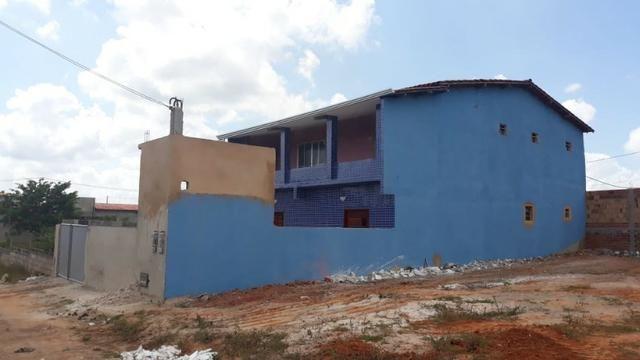 Vendo uma casa em Terra Nova Bahia