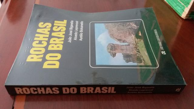 Livro Rochas do Brasil - Foto 2