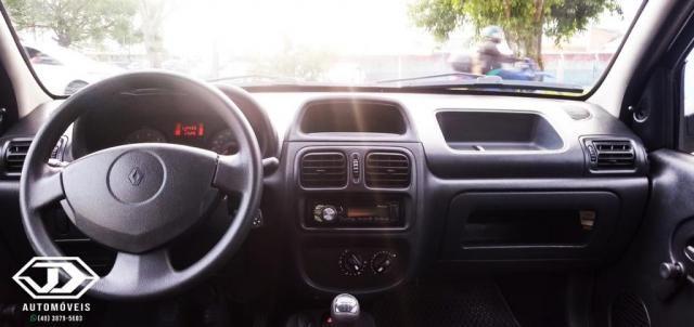Clio Authentique 1.0 1.0 Hi-Power 16V 3p - Foto 10