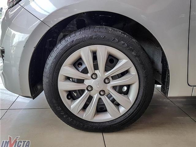 Hyundai Hb20s 1.6 comfort plus 16v flex 4p automático - Foto 12