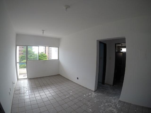 Praia Intermares, 02Qts s/1 suite, 60 m2, nasc, 400 metros Praia - Foto 2
