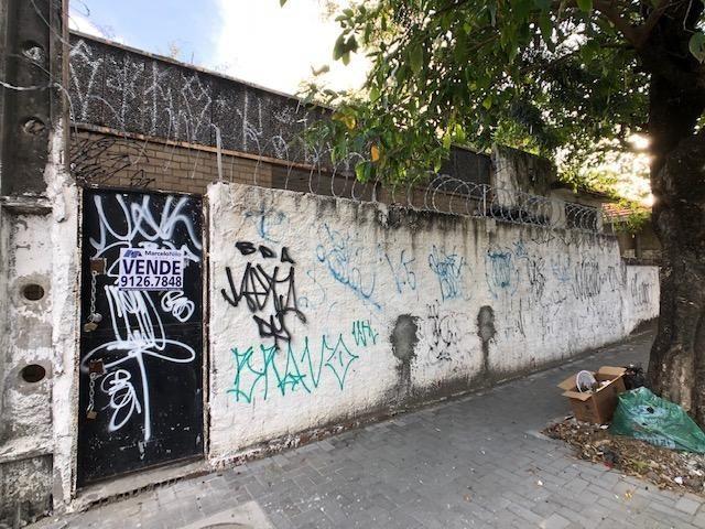 Terreno Comercial em Avenida Principal em Recife