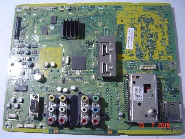 Placa Principal Tv Panasonic Tc-l32c10b Tnp4g460