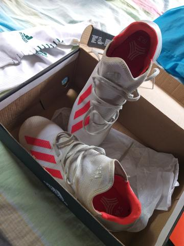 Chuteira society adidas - Foto 3