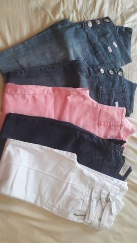 Calças jeans fabricadas pra Purpurina e Duda Dreams numero 36 - Foto 4