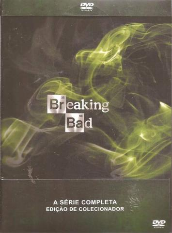 Breaking Bad original completa - Foto 3