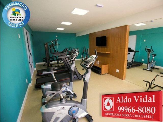 ARV 30- Apto 2Q pronto C/Varanda, piscina, Club privativo em Morada de Laranjeiras - Foto 19