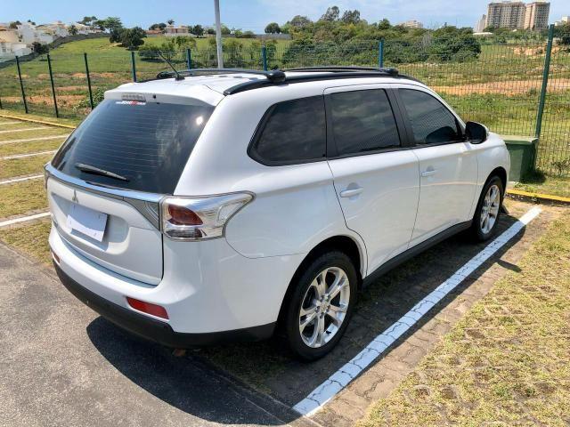Mitsubishi Outlander 2.0 Cvt 2014 Top com Teto - Foto 5