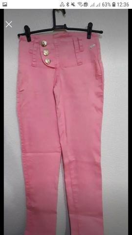 Calças jeans fabricadas pra Purpurina e Duda Dreans - Foto 5