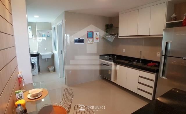 (EA) Apartamento com 70 m² no Guararapes - próximo ao Iguatemi - Foto 7