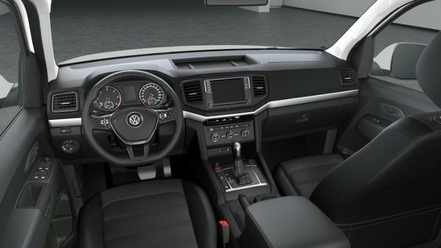 Volkswagen Amarok Confortline 2.0 4x4 Aut 19/19 0km - Foto 9