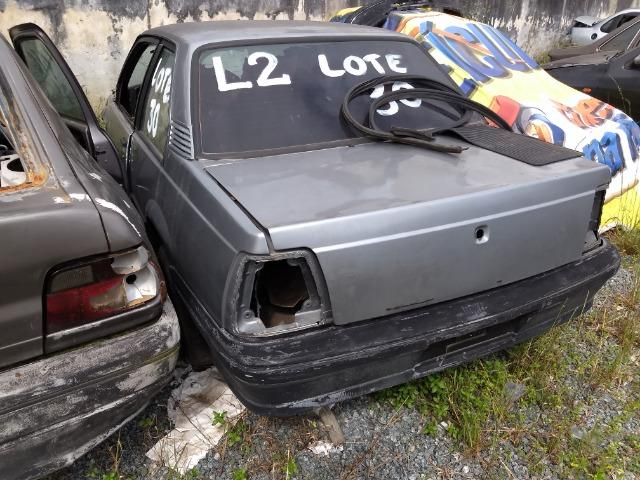 Monza 2.0 1 bico e 4 bicos 2 e 4 portas 1994 Sucata Em Peças - Foto 14