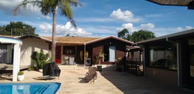 Casa e Terreno com Piscina e Área de Lazer - Foto 19
