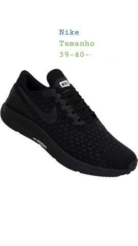 a239910e63a Tênis Nike todo preto - Roupas e calçados - Maranguape Ii