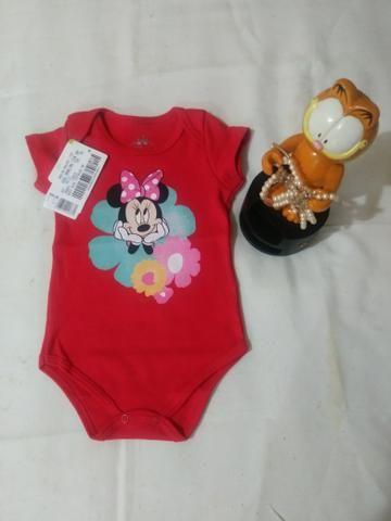 07ae26a22 Body bebê feminino Tamanho GG - Artigos infantis - São Conrado