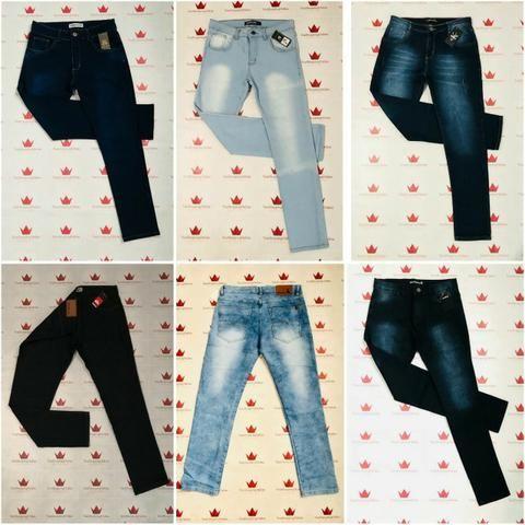 9f4efbfb2 Calcas jeans atacado - Roupas e calçados - Cachoeirinha, Córrego ...