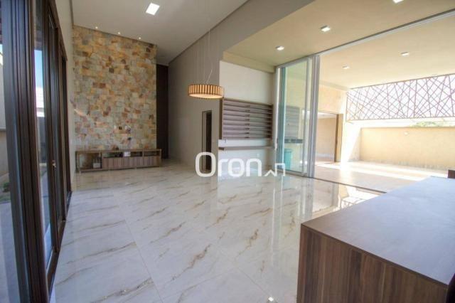 Casa com 4 dormitórios à venda, 375 m² por R$ 2.100.000,00 - Jardins Lisboa - Goiânia/GO - Foto 9