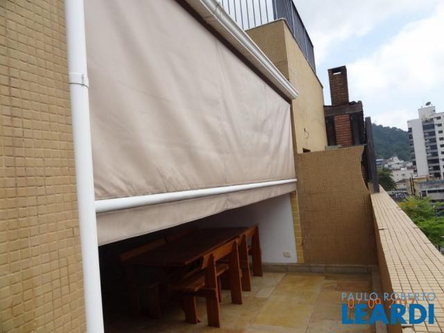Apartamento à venda com 3 dormitórios em Vila júlia, Guarujá cod:540256 - Foto 15