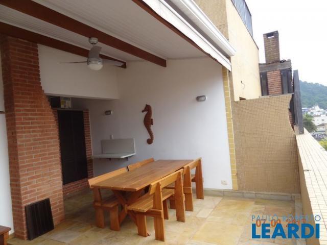 Apartamento à venda com 3 dormitórios em Vila júlia, Guarujá cod:540256 - Foto 14