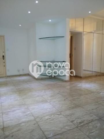 Apartamento à venda com 3 dormitórios em Leblon, Rio de janeiro cod:CO3AP44964