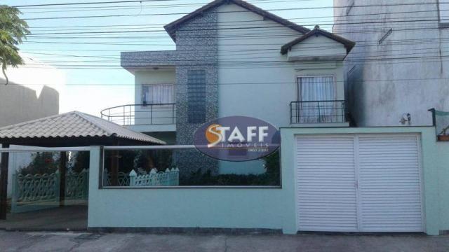 Casa com 3 dormitórios à venda - Jardim Flamboyant - Cabo Frio/RJ