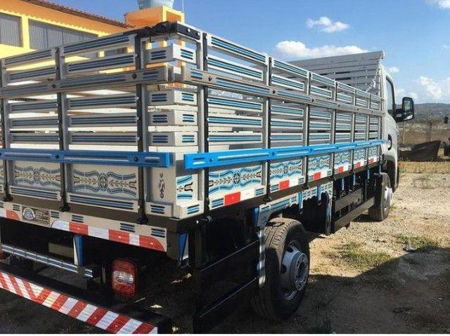 Caminhão Vw 11-180 19/19 carroceria único dono - Foto 2