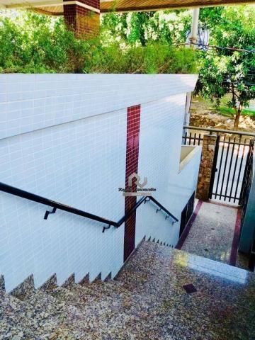 Apartamento com 4 dormitórios para alugar, 1 m² por R$ 2.200,00/mês - Jardim Guanabara - R - Foto 5