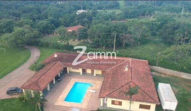 Chácara à venda com 5 dormitórios em Sousas, Campinas cod:FA001327