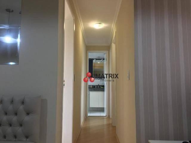 Apartamento com 3 dormitórios à venda, 63 m² por R$ 355.100,00 - Cristo Rei - Curitiba/PR - Foto 16