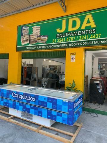 Ilha para supermercados- 2 anos garantia- supermercado, padaria - freezer 3,00m  - Foto 5