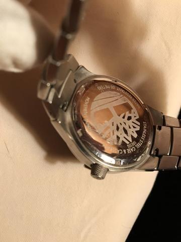 Relógio Timberland Aço - Foto 5