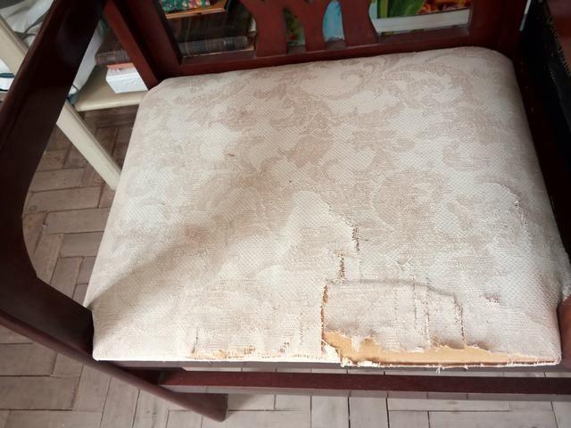 Mesa de Telefone com Assento - Foto 4