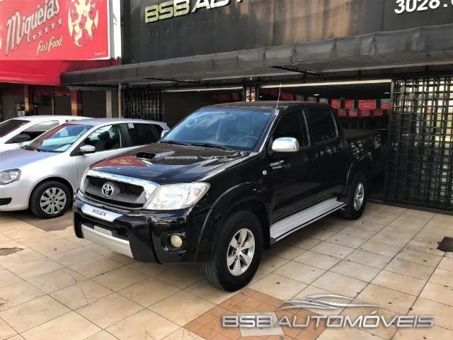 Toyota Hilux 3.0 Sr 4x4 Diesel Câmbio Manual Ipva 2020 Pago!!! Em Perfeita Conservação - Foto 2