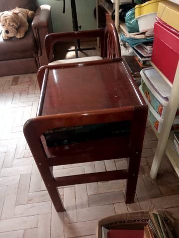 Mesa de Telefone com Assento - Foto 3