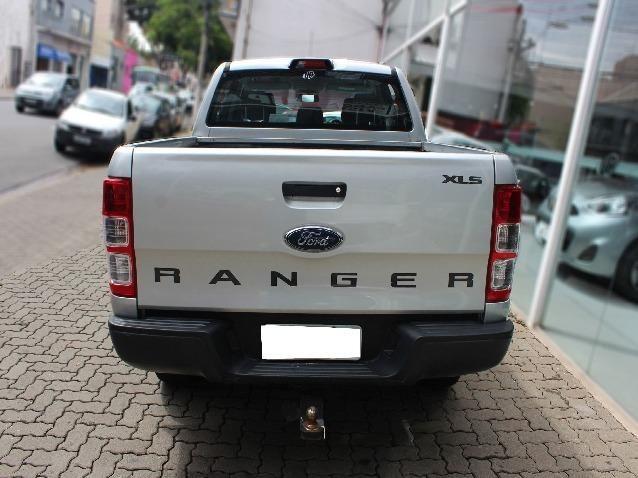 Ford Ranger 2.2 XLS 4X4 CD Diesel 16V Completa Manual - Ana 2017*Aceito Troca - Foto 5